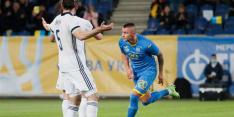 Nipte zege Oekraïne richting duel tegen Oranje; ook Turkije wint