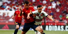 Spanje en Portugal overtuigen niet, Noord-Macedonië wél