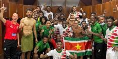 Suriname tankt vertrouwen richting allesbeslissend duel