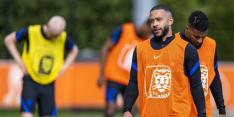 Foutje of hint? Webshop Barça verkoopt nu al shirt van Memphis
