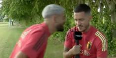 Carrasco verstoort interview en steekt de draak met Hazard