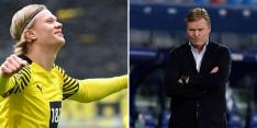 Pijnlijk: 'Koeman zei bij Everton 'nee' tegen komst Haaland'