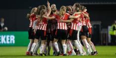Toch een hoofdprijs voor PSV Vrouwen na mislopen titel