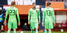 Eerste keeper Oranje zou bizar jaar Stekelenburg compleet maken