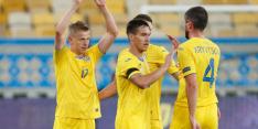 Oekraïne presenteert EK-shirt, Rusland reageert woedend