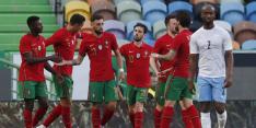 Portugal bevestigt status als topfavoriet met klinkende zege