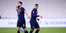 RMC stookt vuurtje op: 'Mbappé accepteert excuses Giroud niet'