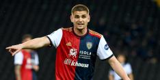 Ajax-flop Marin verkiest langer verblijf bij Cagliari boven topclub