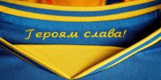 """Shirt-gate Oekraïne ten einde: """"We gaan in het shirt spelen"""""""