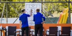 Oranje-dagboek #1: aanstellingen, training, persco en Garrix
