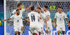 Italië rekent in openingsduel af met angstig Turkije