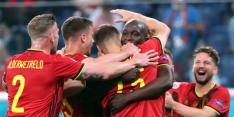 België geeft visitekaartje af onder leiding van Lukaku