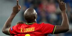 """Matchwinner Lukaku had moeite voor de wedstrijd: """"Veel tranen"""""""