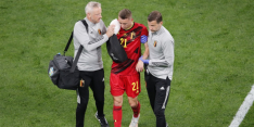 Nog een Belg loopt oogkasbreuk op: einde toernooi Castagne