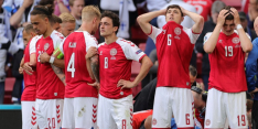 Statement UEFA: doorspelen voor Denen was de 'juiste beslissing'
