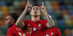 Forse streep door Portugese rekening: Cancelo valt weg