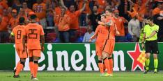 Oranje op rapport: koning De Vrij en Dumfries van zero to hero
