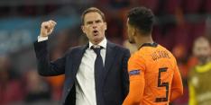 Van der Vaart adviseert De Boer dringend niet te veel te wisselen
