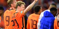 """Brandts zag uitstekende Frenkie de Jong: """"Dat had Johan ook"""""""