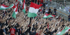 Hongarije twee duels zonder publiek na discriminerend gedrag fans