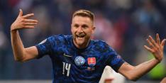 Slowakije trakteert Lewandowksi en co op verlies