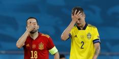 Krankzinnige cijfers tonen Spaanse dominantie tegen Zweden