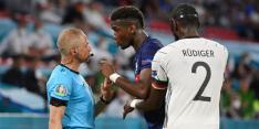 """Pogba over bijt-incident: """"Hij knabbelde aan me"""""""