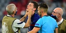 Fransman Pavard had duel met Duitsland niet mogen uitspelen