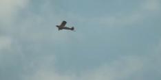Video: opnieuw vliegtuigje gespot tijdens training van Oranje