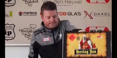 Hertog Jan-parodie op persconferenties Ronaldo en Pogba
