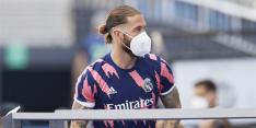 'Ramos verklapt transfer aan teamgenoten bij Real Madrid'
