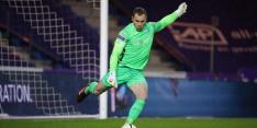 NEC spaart routiniers: ervaren doelman tekent tweejarig contract