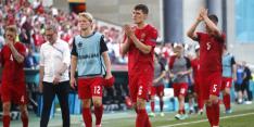 Eriksen appte Deense ploeg direct na duel met België