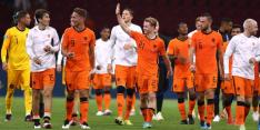 Oranje-dagboek #8: Frenkie in de spotlights, EK mag op schermen
