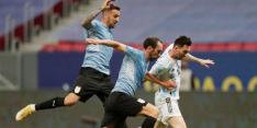 Messi neemt revanche op maatje Suárez in Copa