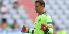 Ophef om regenboogband Neuer, roep om statement van Oranje