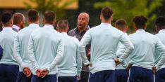 Jørgensen ontbreekt bij Feyenoord, Slot komt met toelichting