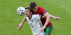 Duitse euforie maakt plaats voor zorgen over Müller