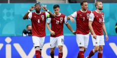 Oostenrijk sterker dan Oekraïne, Oranje baalt van een winnaar