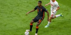 Gravenberch eerlijk over 'slordig' basisdebuut in Oranje