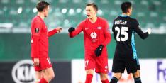 Feyenoord pikt talentvolle rechtsback Pedersen op bij Molde FK