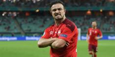 Shaqiri eist tegen Spanje nog '10 procent meer' van Zwitserland