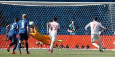 Krankzinnig slechte penaltyreeks Spanje duurt voort