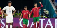 Portugal haalt opgelucht adem na zinderend slot Poule des Doods