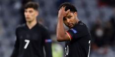 Duitsland kruipt door het oog van de naald tegen Hongarije