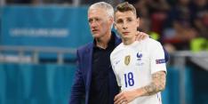 Problemen voor Frankrijk: vier vraagtekens voor achtste finale