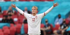 Dolberg ook tegen Oranje-beul Tsjechië in de basis