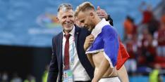 """Tsjechië kreeg applaus van Oranje-fans: """"De grootste beloning"""""""