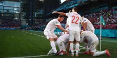 Spanje overleeft doelpuntenfestijn tegen Kroatië