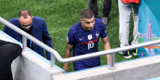 Mbappé in zak en as: 'Ik wilde het team helpen, maar faalde'
